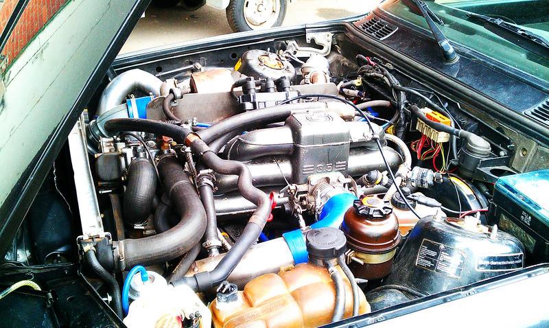Verkaufe Meinen M30 Turbomotor Inkl Bmw Turbo Und Kompressor