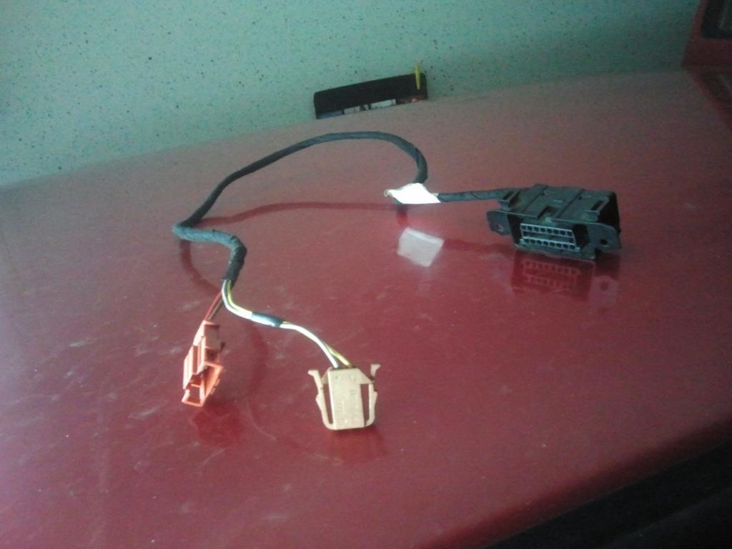 elektrik abf umbau wo obd stecker anschlie en golf 2. Black Bedroom Furniture Sets. Home Design Ideas