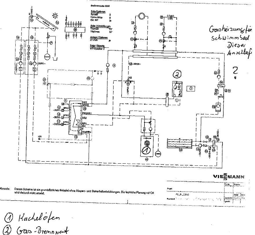 hydraulikschema viessmann haustechnikdialog. Black Bedroom Furniture Sets. Home Design Ideas