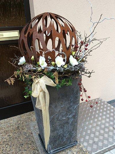Gartenlaterne schm cken seite 1 deko kreatives for Deko gartenlaterne