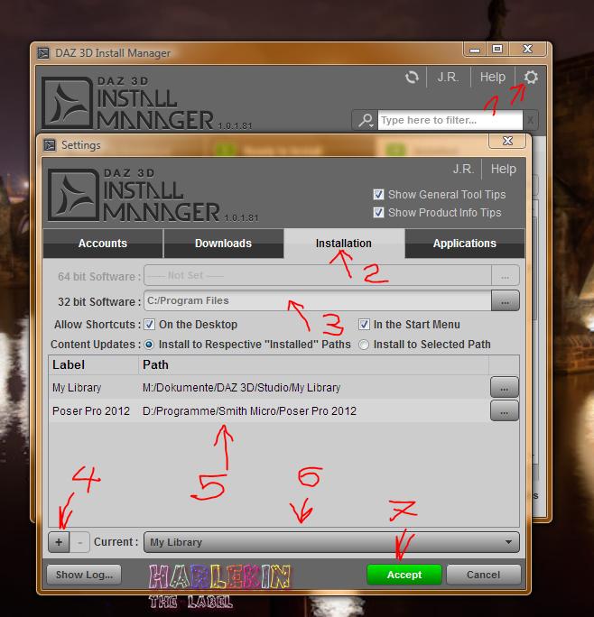 Probleme mit Daz Studio Installation und Inhalten Sjhkdg3ez5d