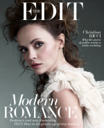 Christina Ricci by Victor Demarchelier for 'The Edit' Magazine (July 2013)