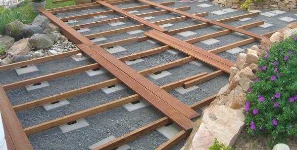Holzterrasse selber bauen Seite 2 Terrasse & Balkon